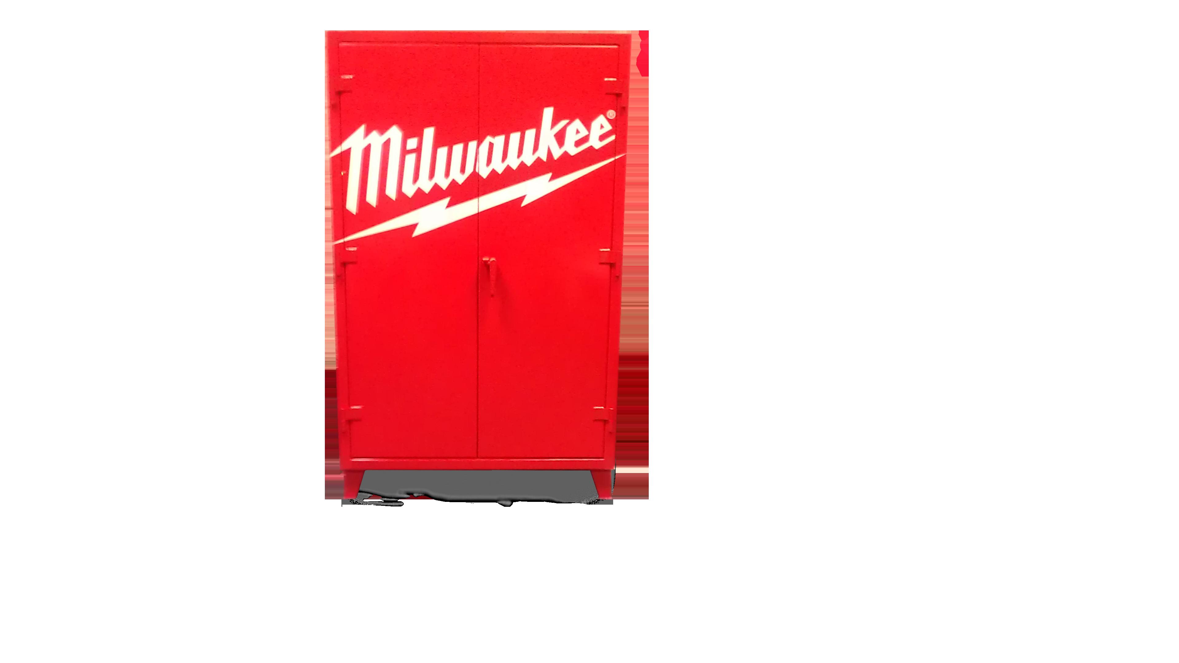 Milwaukee Cabinet